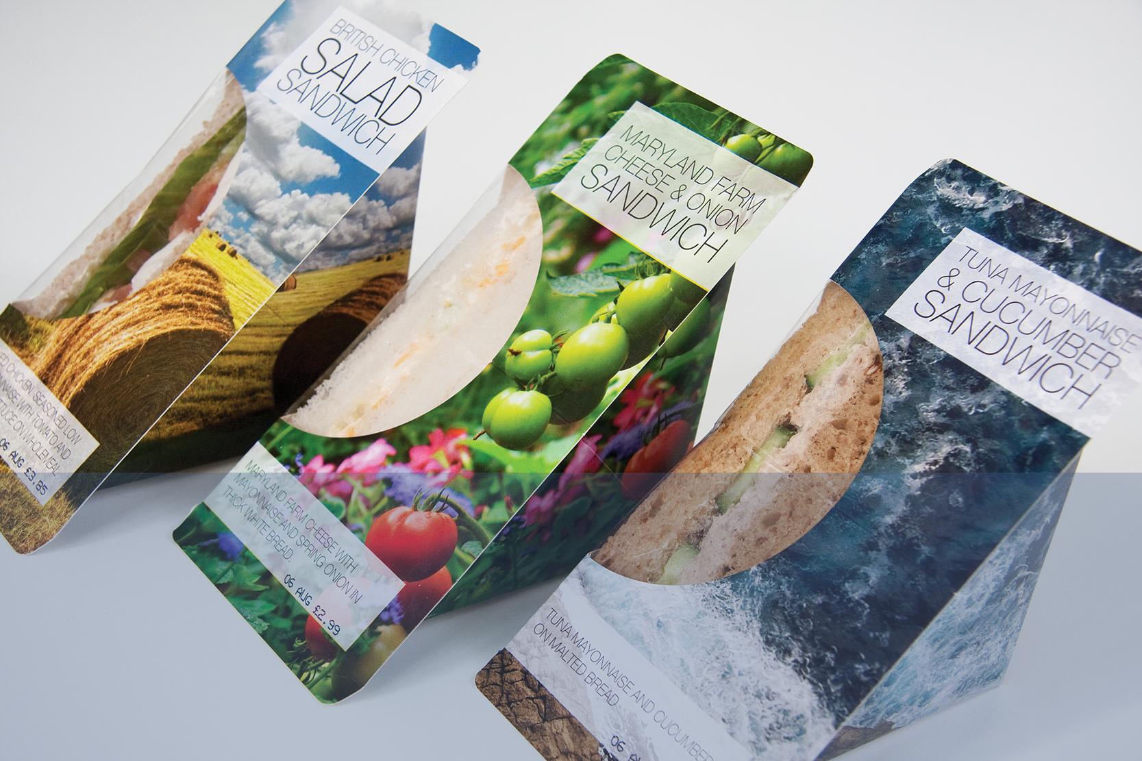 Food Packaging Design Agency Uk